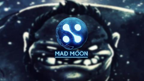 WePlay Dota 2 Tug of War Mad Moon - logo