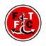 Флитвуд Таун - logo