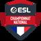 ESL Championnat National: Autumn 2021 - logo