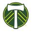 Портленд Тимберс - logo
