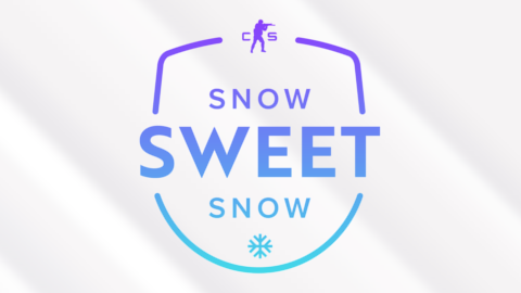 Snow Sweet Snow #3 - logo