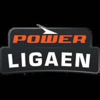 Ligaen Season 18 - logo