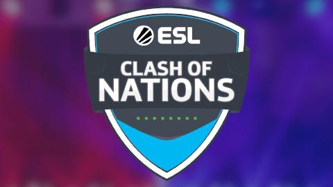 2019 ESL Clash of Nations Bangkok  - logo
