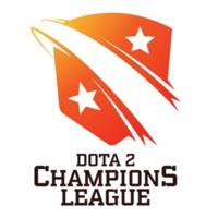 Dota 2 Champions League 2021 S2 - logo