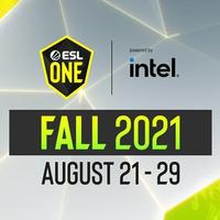 ESL One Fall 2021 - logo