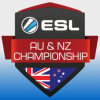 ESL ANZ Champs Season 12 - logo