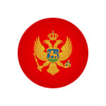 Черногория - logo