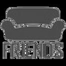 F.R.I.E.N.D.S. - logo