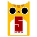 5Cats - logo