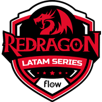 Redragon Latam 2021 Series Season 1 - logo