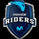Movistar Riders - logo