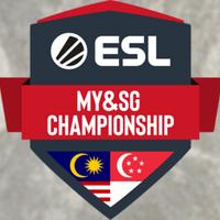 ESL MY and SG Championship Season 2 - logo