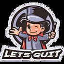 Let's Quit - logo