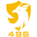 496 Gaming - logo
