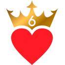 Heart Six - logo