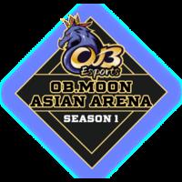OB.Moon Asian Arena - logo