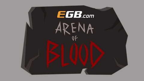 EGB com Arena of Blood Season 2 - logo
