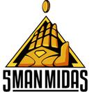 5ManMidas - logo
