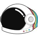 Party Astronauts - logo
