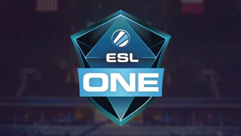2019 ESL One Hamburg - logo