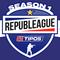 REPUBLEAGUE Season 1 - logo