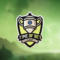 Time of Bet Dota 2 Cup - logo