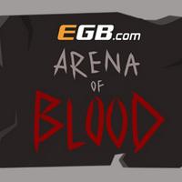 EGB cоm Arena of Blood - logo