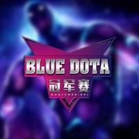 Blue Dota Championships  - logo