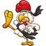 Chicken Fighters - logo
