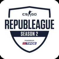 REPUBLEAGUE Season 2 - logo