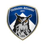 Олдхэм - logo