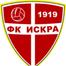 Искра Даниловград - logo