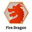 Fire Dragon - logo