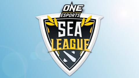 2020 ONE Esports Dota2 SEA League - logo