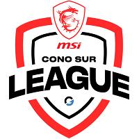 MSI Cono Sur League 2021 - logo