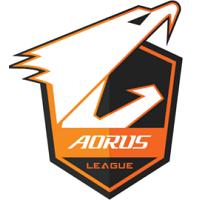 Aorus League 2021 Season 2 - logo