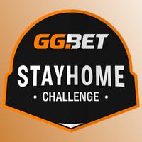 GGBET StayHome Challenge - logo