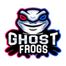 Ghost frogs - logo