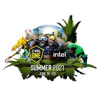ESL One Summer 2021 - logo